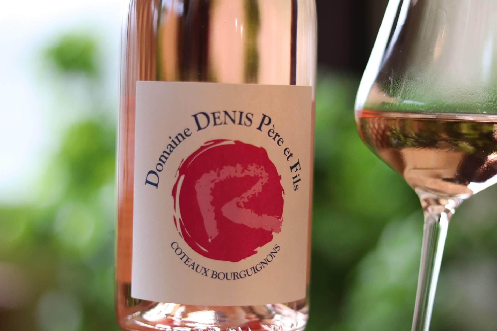 Les vins rosés en Bourgogne
