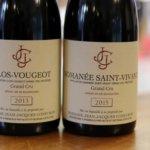 Les grands crus en Bourgogne