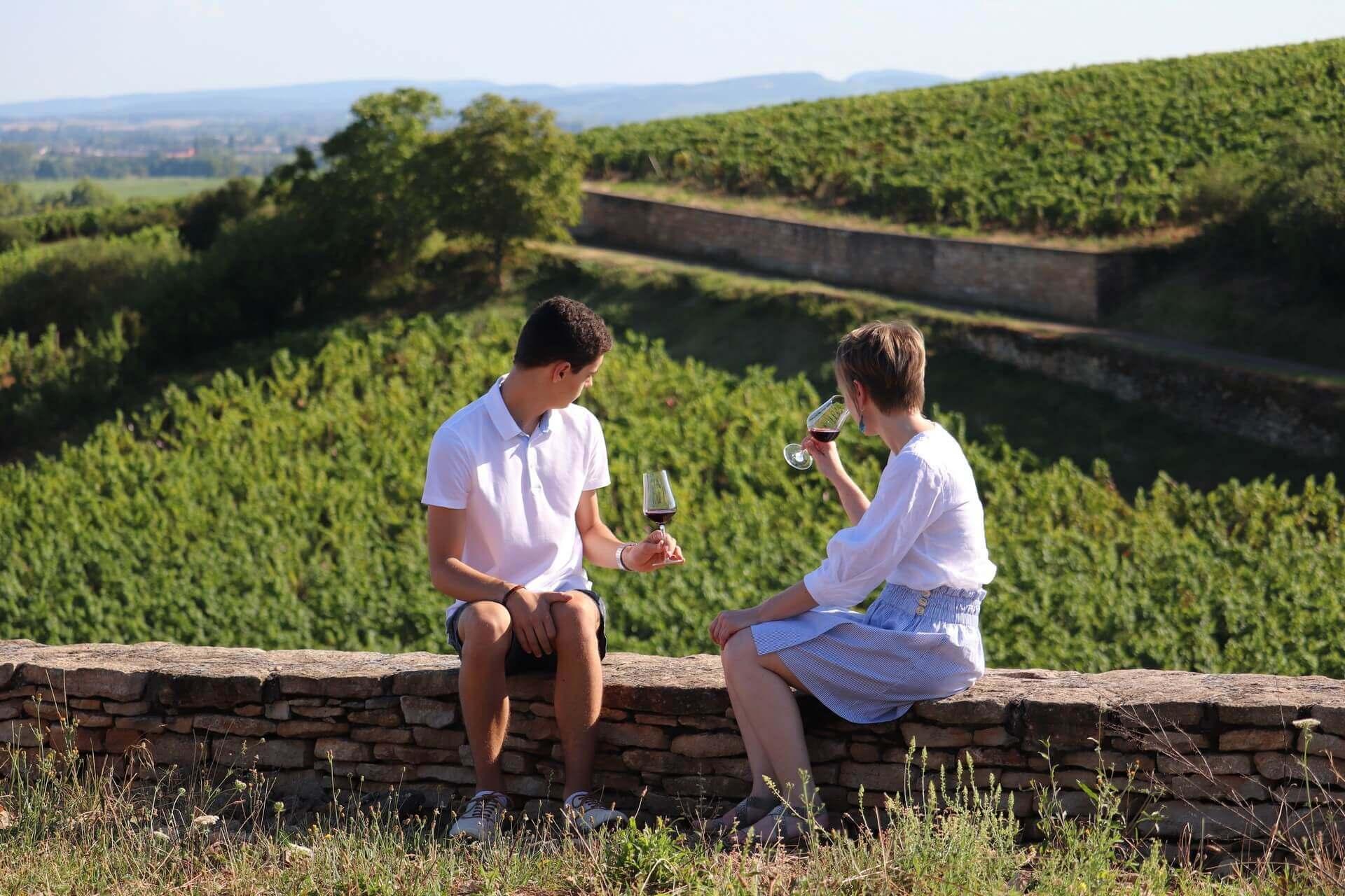 wine tour in Côte de Nuits